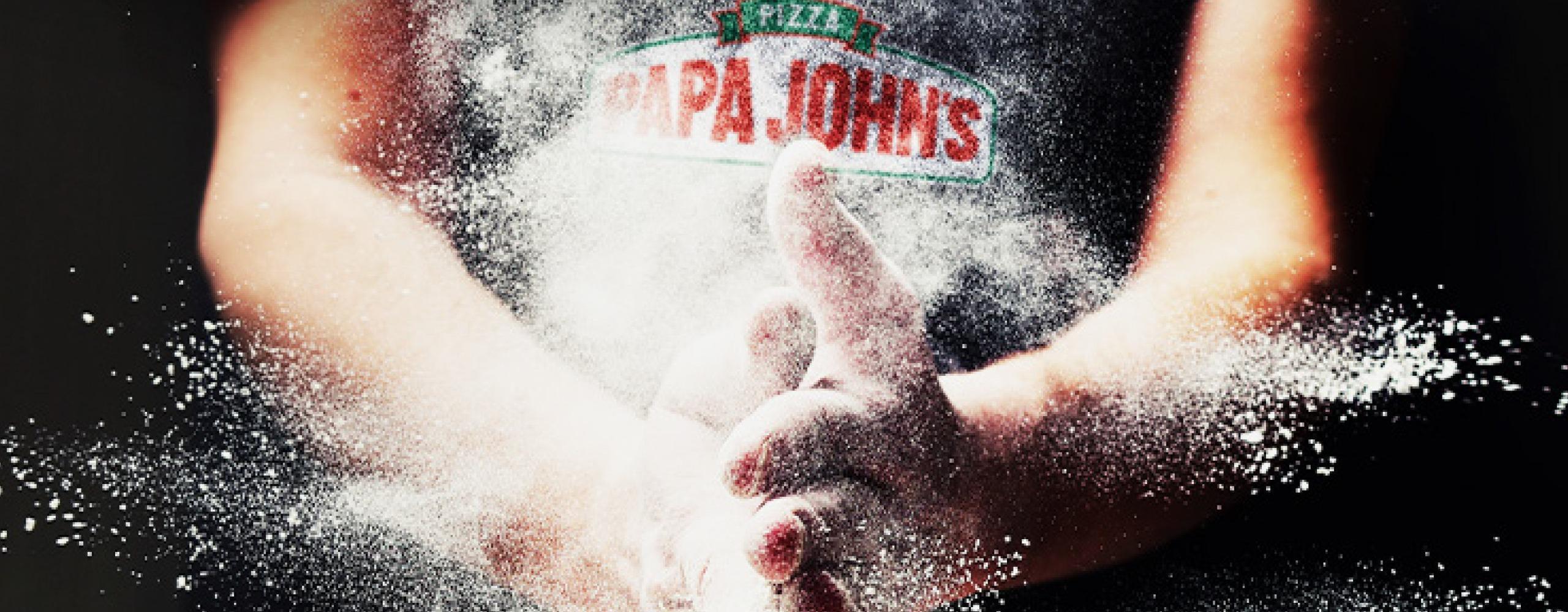 Papa John's - Eastleigh Brand Cover