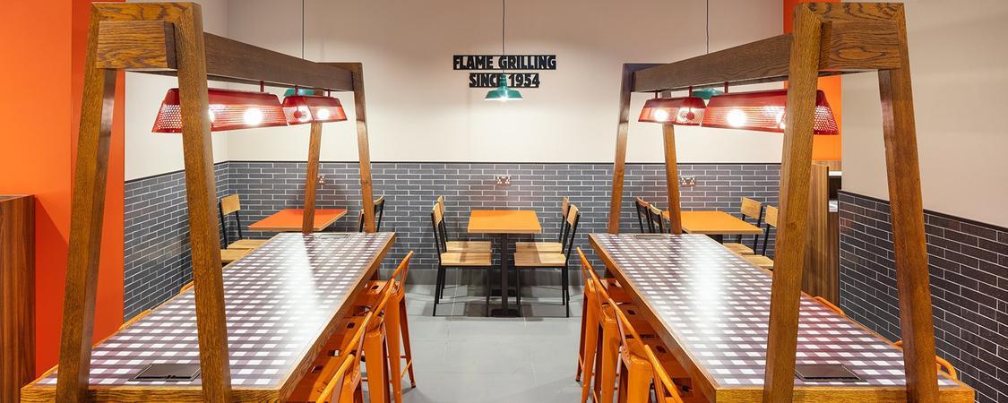Burger King - Bury