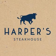 Harper's Steakhouse Haslemere logo