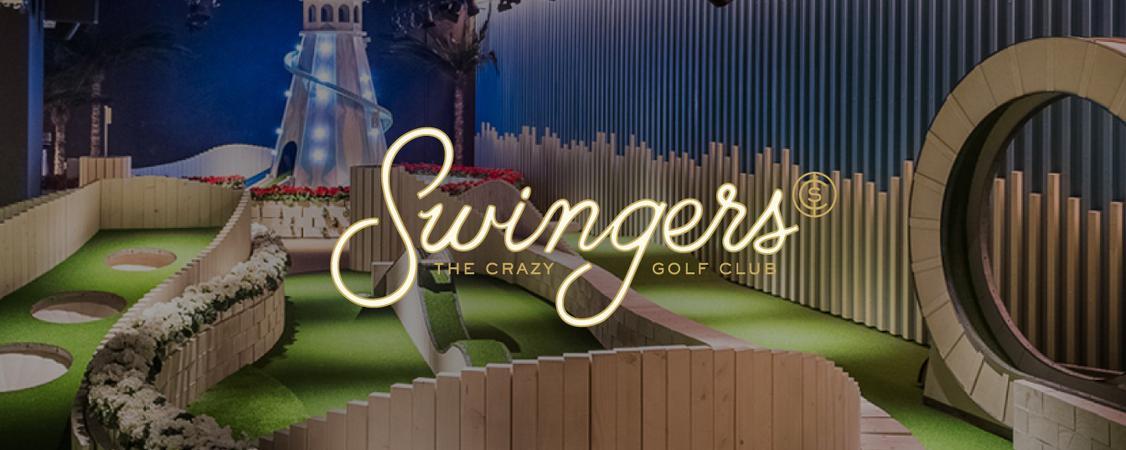 Swingers - the crazy golf club