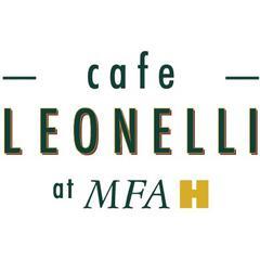 Cafe Leonelli - MFAH logo