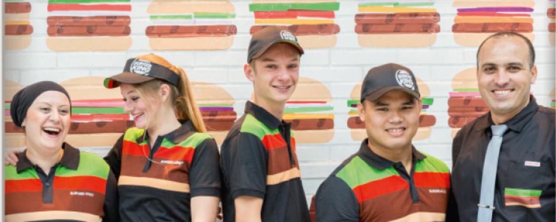 Burger King - South Anglia Retail Park