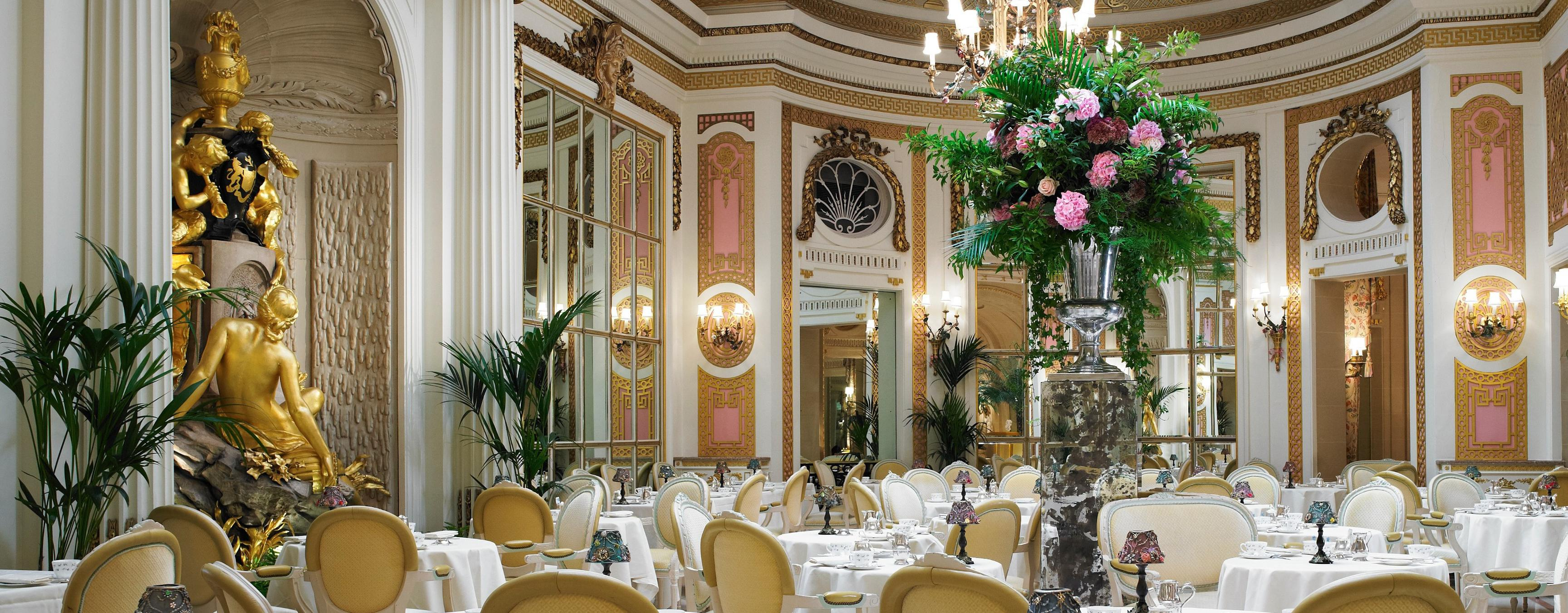 The Ritz London Brand Cover