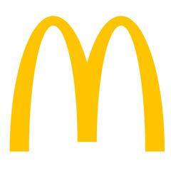 12640 Clinton Ave McDonald's logo