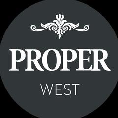 Proper West logo