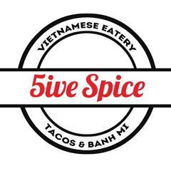 5ive Spice Taco & Banh Mi logo