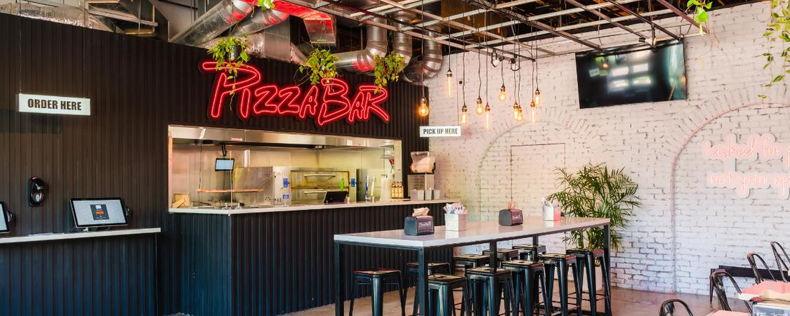 Pizza Bar Collins Ave