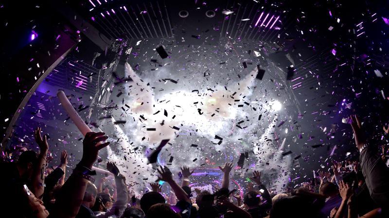 Marquee Nightclub - Las Vegas