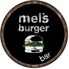 Mel's Burger Bar logo