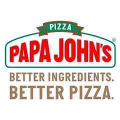 Your Papa John's logo