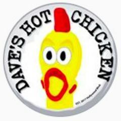 HR Valley DH, LLC dba Dave's Hot Chicken  logo