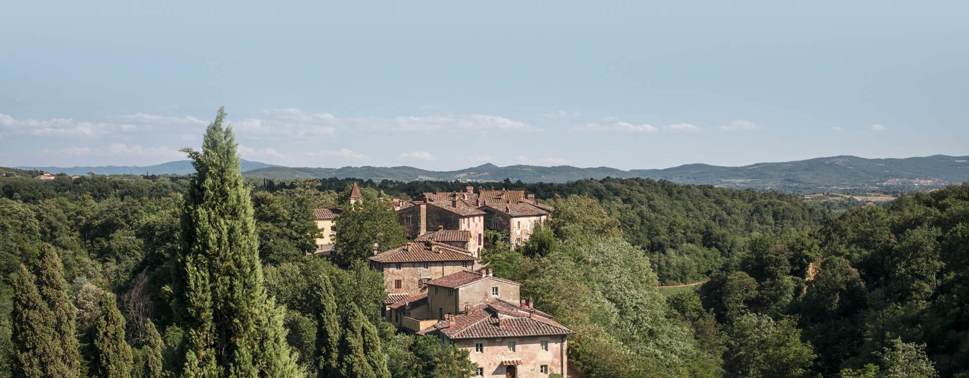 Il Borro Tuscan Bistro London Brand Cover