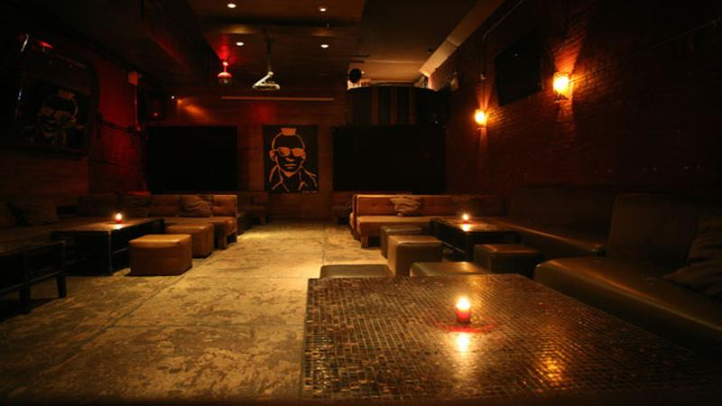 310 Bowery Bar Room