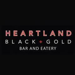Heartland Black + Gold