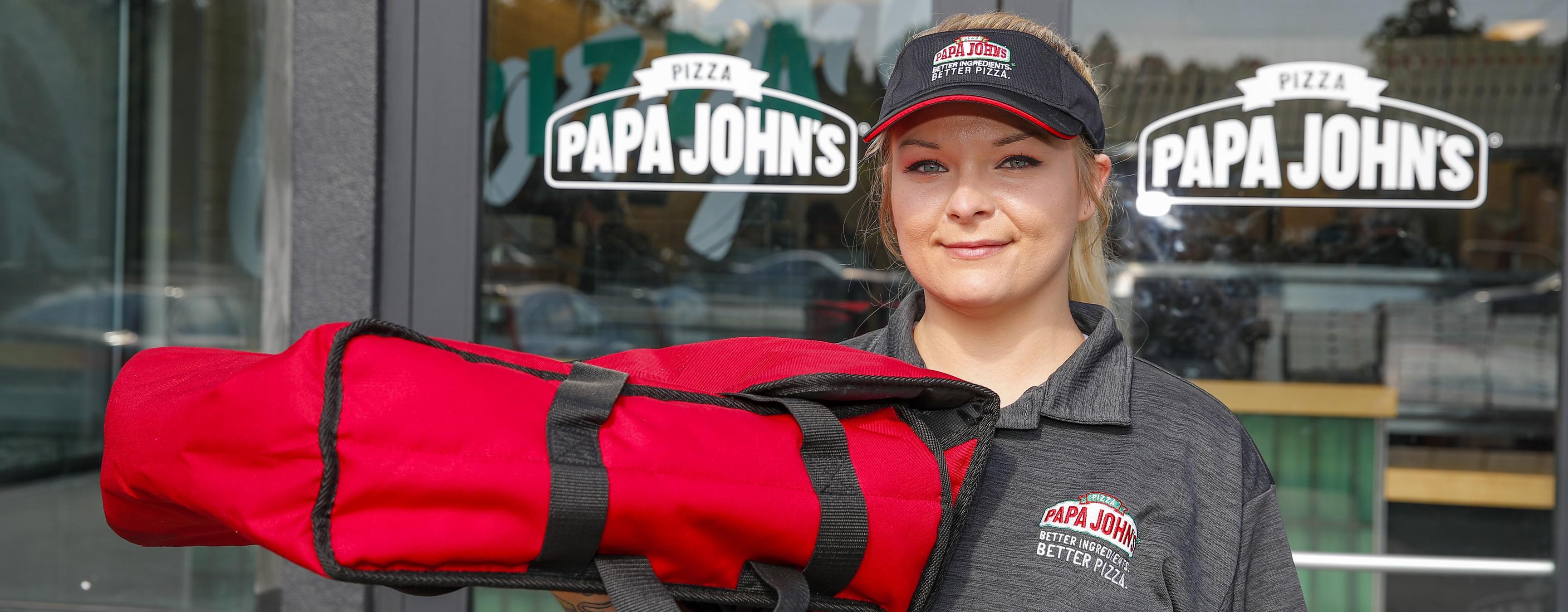 Papa John's - Restaurant Group Brand Cover