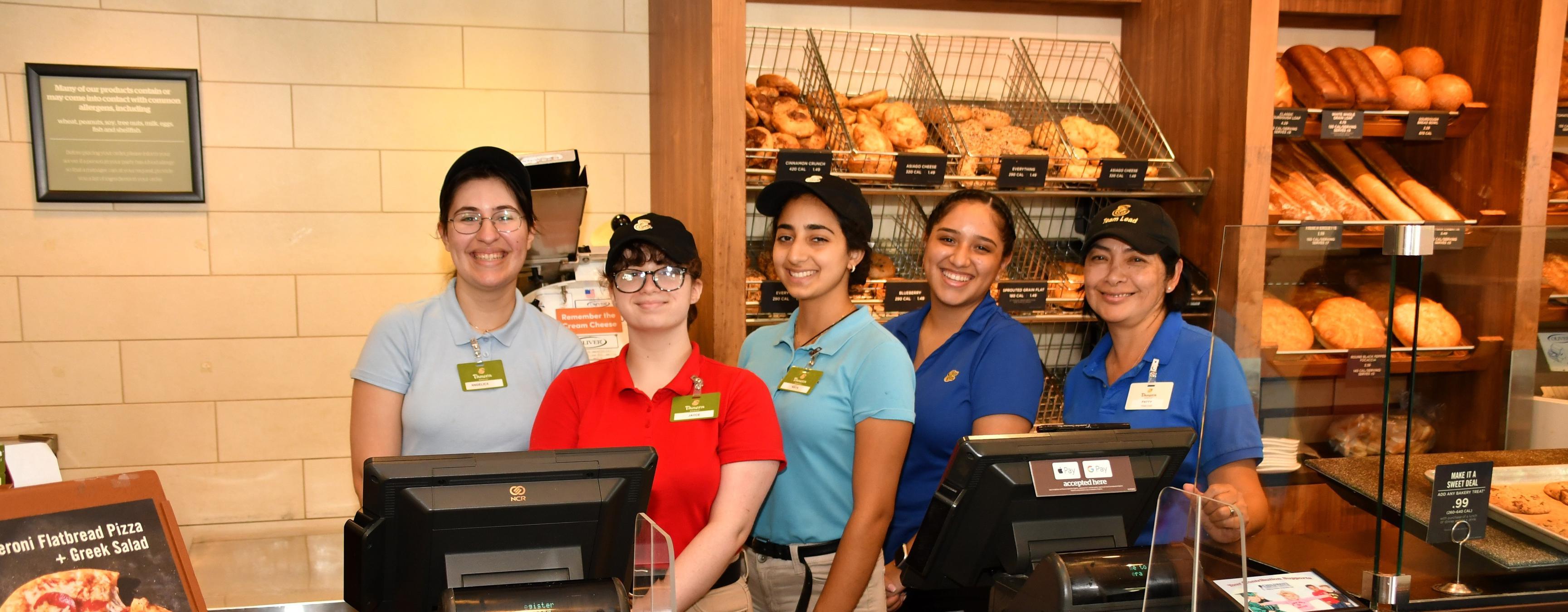 Panera Bread Tampa Brand Cover