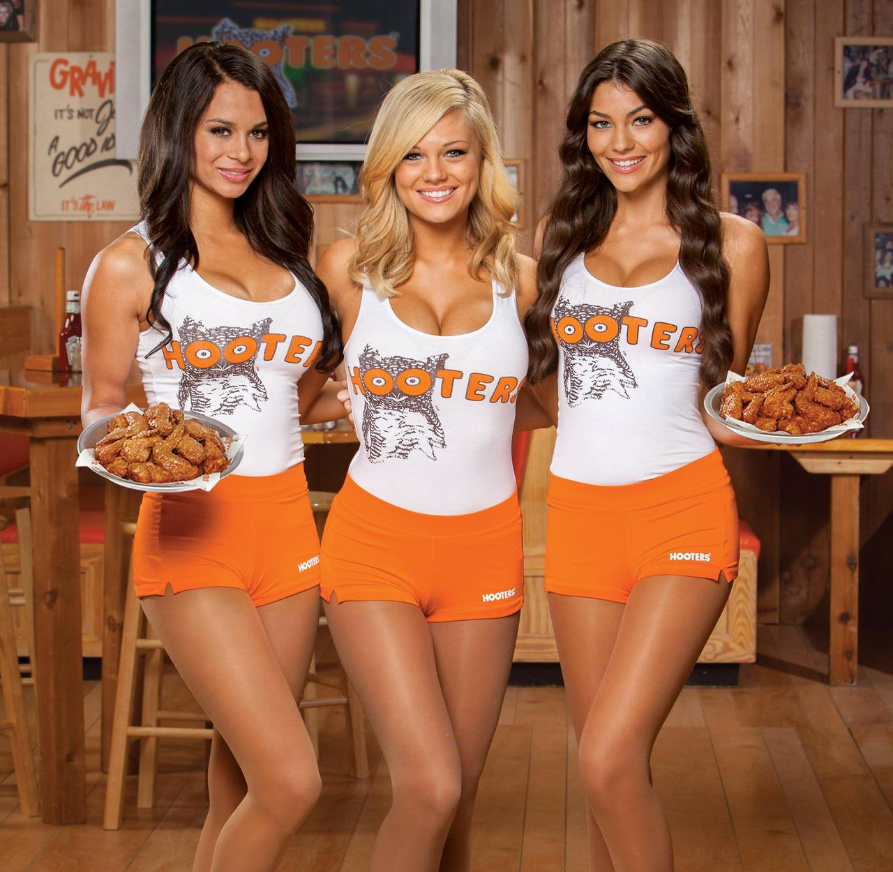 At Hooters youll find craveable food and wings cold beer sports and of course Hooters Girls View our menu online and find a location near you
