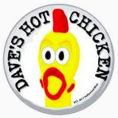 Dave's Hot Chicken -1027 logo