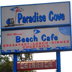 Paradise Cove Beach Cafe logo
