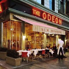 The Odeon logo