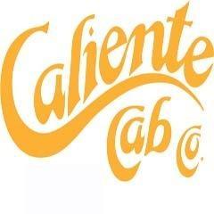 Caliente Cab logo