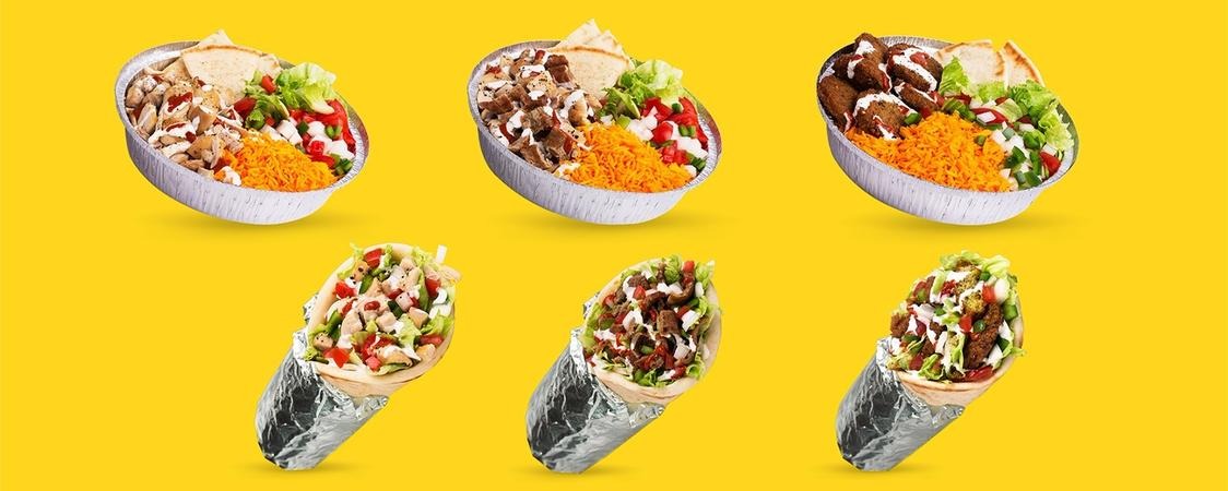 The Halal Guys Brand Cover