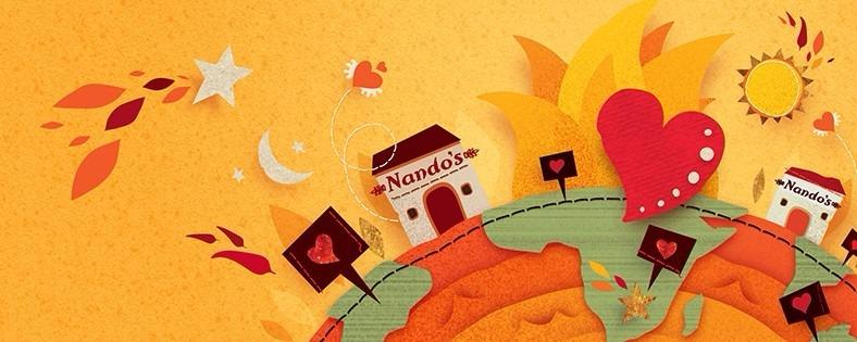Nando's West Loop Brand Cover
