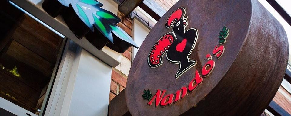 Nando's Lakeview Brand Cover