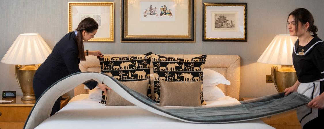 Accommodation Services - The Landmark London