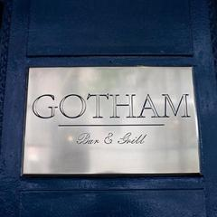 Gotham Bar and Grill logo