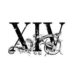 Théâtre XIV logo