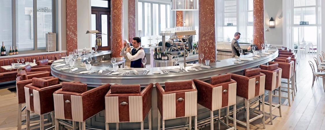 The Grand Brighton - Kitchen