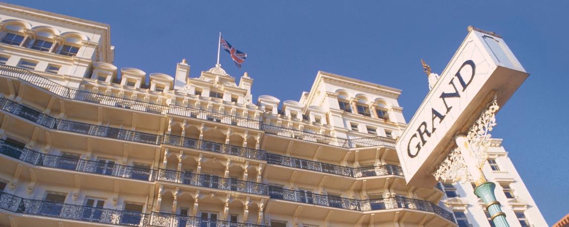 The Grand Brighton Brand Cover