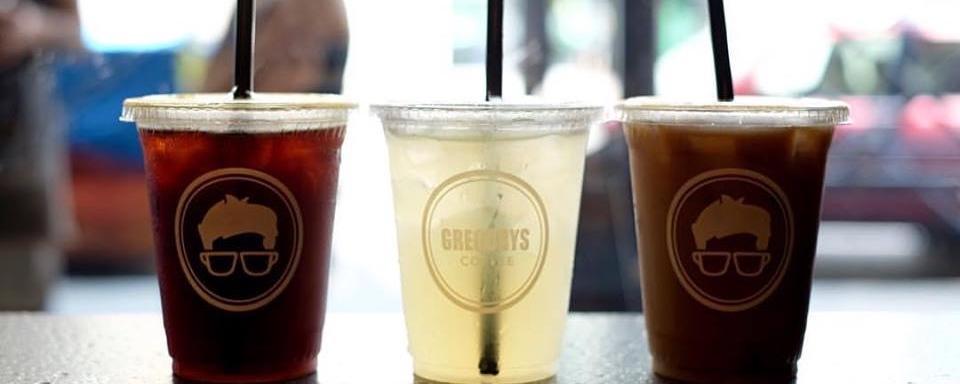Gregorys Coffee Washington D.C.