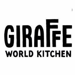 Giraffe World Kitchen - Portsmouth