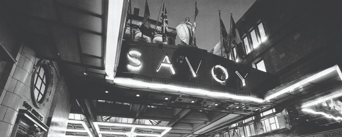 The Savoy - Front Office