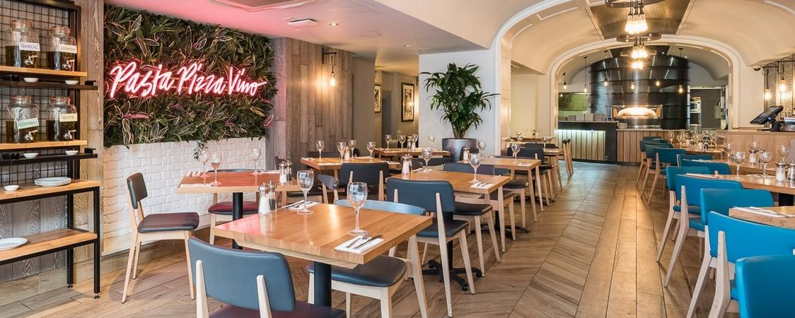 Prezzo Ashton-Under-Lyne