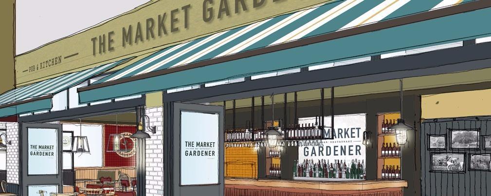 Market Gardener - Heathrow