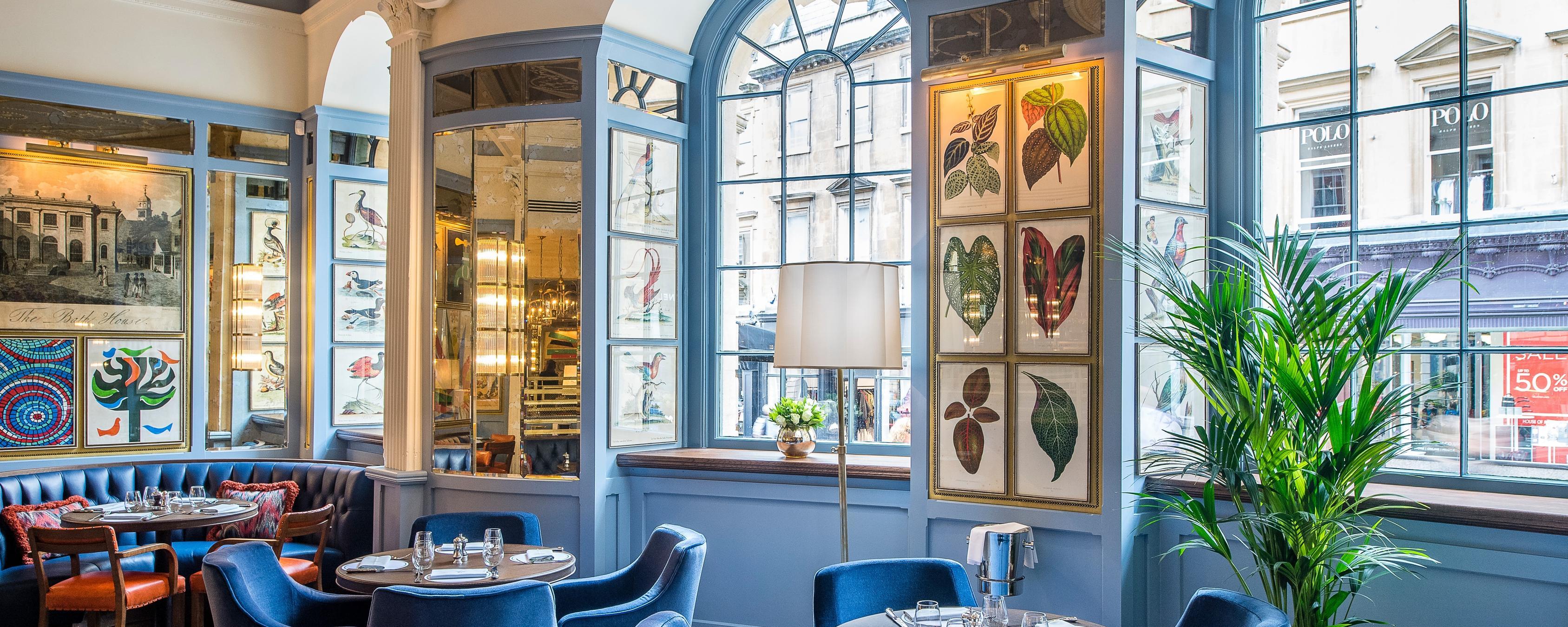 The Ivy Bath Brasserie Brand Cover