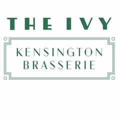 The Ivy Kensington Brasserie logo
