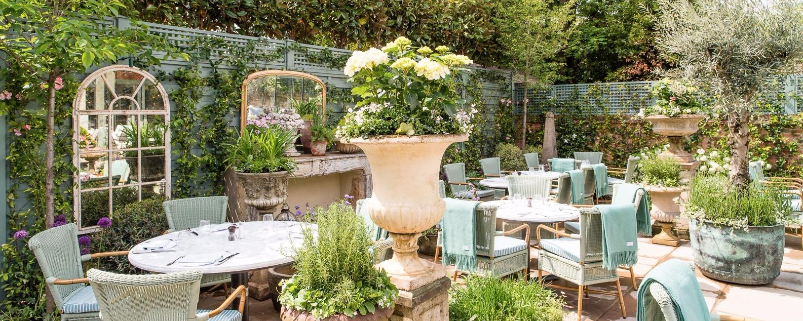 The Ivy Marlow Garden Brand Cover