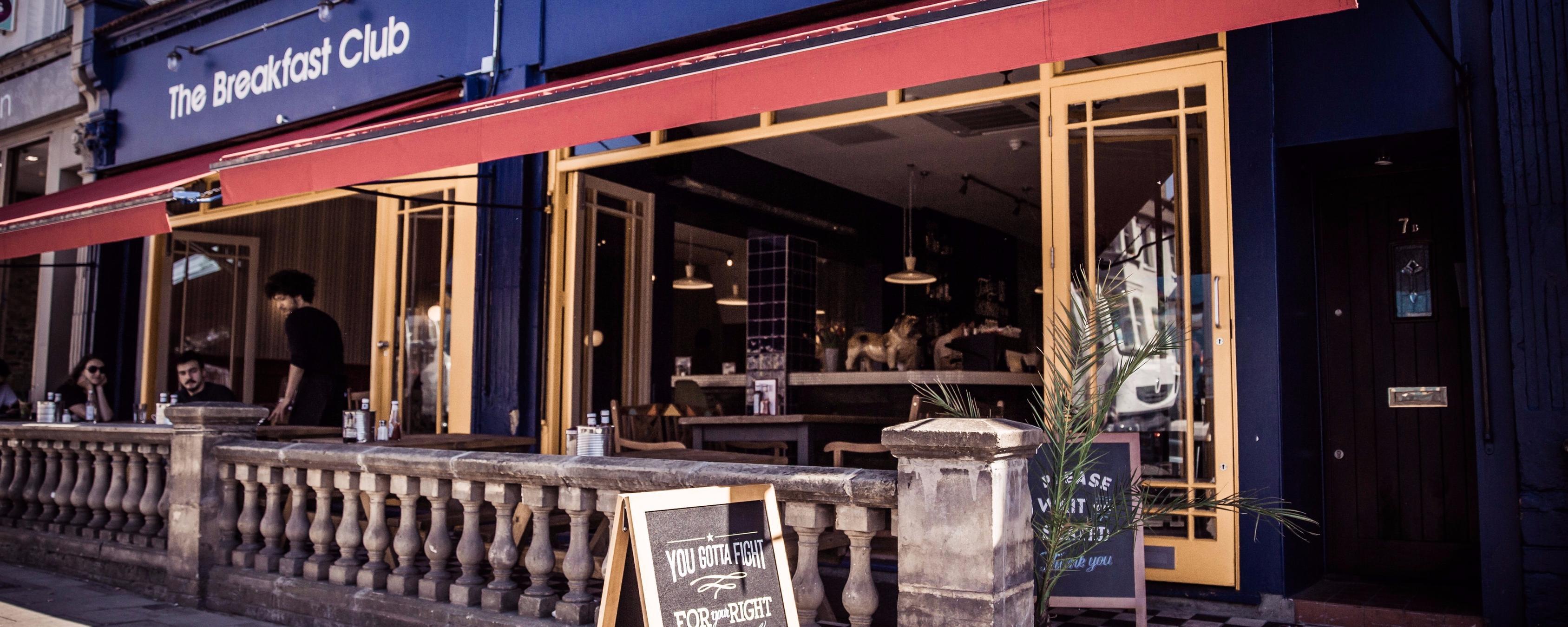 The Breakfast Club - Battersea & The Breakfast Pub Brand Cover