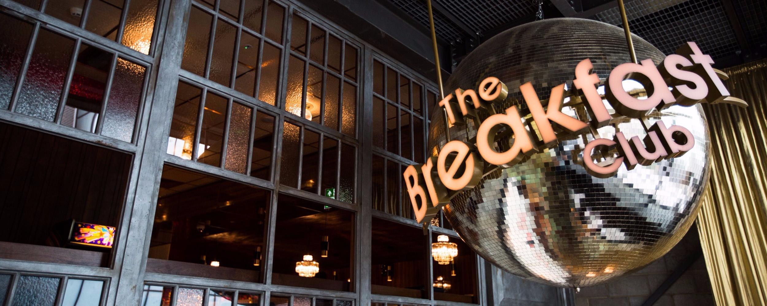 The Breakfast Club Canary Wharf & The Breakfast Pub Brand Cover
