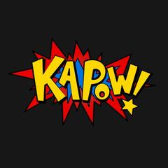 Kapow! Noodle Bar logo