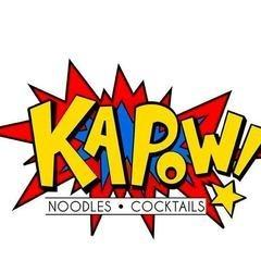 Kapow Noodle Bar- West Palm Beach