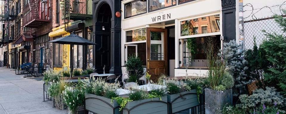 The Wren Brand Cover