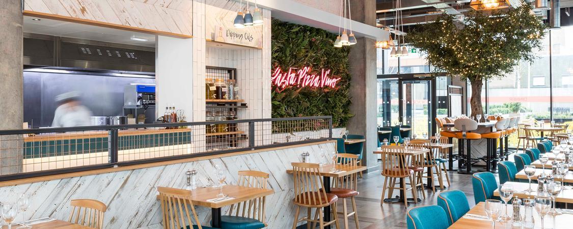 Prezzo Restaurant Support - Whitehall