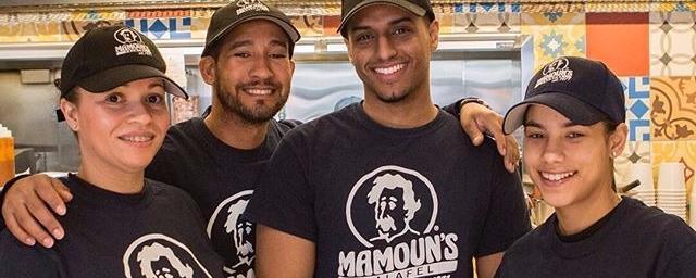 Mamoun's Falafel Brand Cover