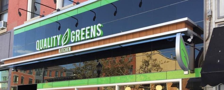 Quality Greens Kitchen