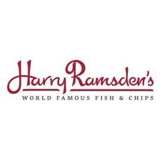Harry Ramsden's - Swanage logo